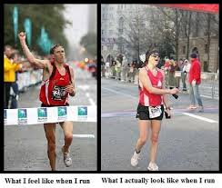 Running Marathon Meme - well i m trying to run the meme