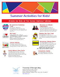 pin by georgian bay township public library on programs u0026 services