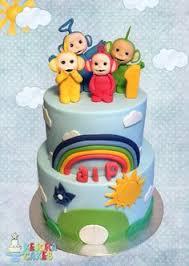 teletubbies cake aliceinsugarland torte bambini