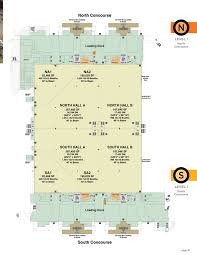 facility floor plan orange county convention center facility floor plans page 20