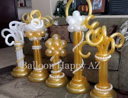 gold decorations bloggerluv high quality 2 white and balloon