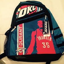 Oklahoma backpacks for travel images Kevin durant backpack jpg
