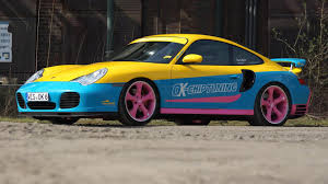 porsche modified cars porsche 996 modified by ok chiptuning