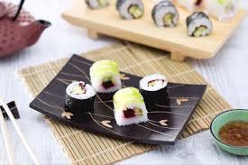 giallo zafferano cucina vegetariana ricetta sushi vegetariano la ricetta di giallozafferano