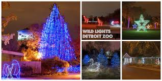 Detroit Zoo Wild Lights Mom Among Chaos November 2013
