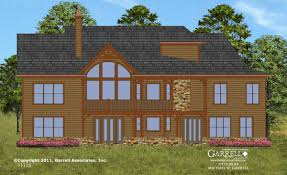 Mountain Cottage House Plans by Mill Spring Cottage House Plan House Plans By Garrell Associates