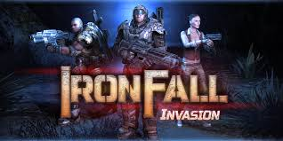 ironfall invasion nintendo 3ds download software games nintendo
