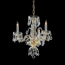 Cleaning Chandelier Crystals Easily Clean The Swarovski Crystal Chandelier Inspiration Home