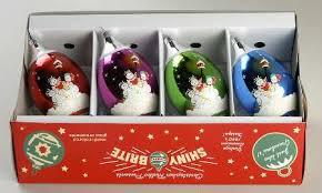 christopher radko shiny brite ornaments at replacements ltd