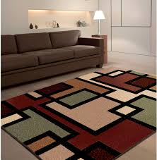 White Living Room Rug by 5 7 Area Rugs Roselawnlutheran