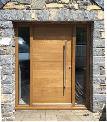 image result for contemporary oak front doors home renovation