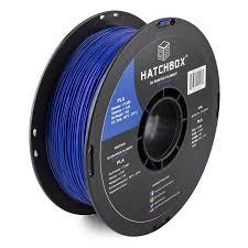 amazon com hatchbox 3d pla 1kg1 75 blu pla 3d printer filament