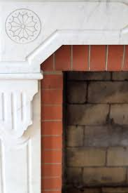 Cleaning Bricks On Fireplace by How To Clean Fireplace Stone Guuoous Cleaning Fireplace Brick