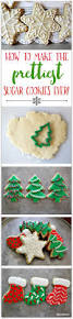 how to make the prettiest sugar cookies ever