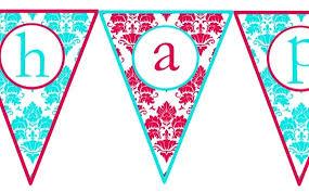 free printable birthday banners personalized u2013 printable calendar