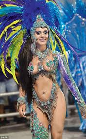 carnival brazil costumes wow rock jaw dropping skimpy costumes at the brazil
