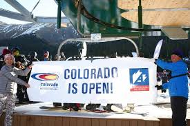 colorado is officially open for the 2017 18 winter season