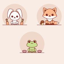 tutorial illustrator italiano how to create easy kawaii animals in adobe illustrator