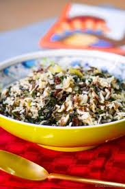 rice kale and vegan and gluten free
