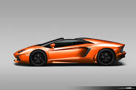 Lamborghini Aventador Spyder - create your own virtual lamborghini aventador roadster