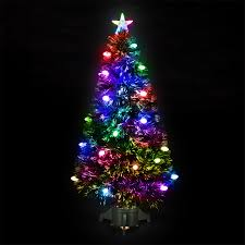 6ft frosted christmas tree christmas lights decoration