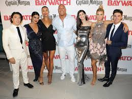 men are now objectified more the new baywatch is empowering for women says stars people com