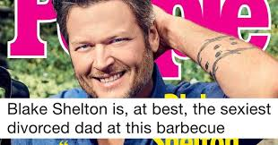 Sexy Man Meme - blake shelton is the new sexiest man alive and people are not