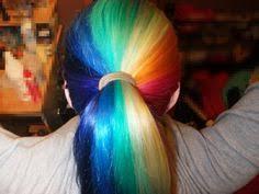 rainbow color hair ideas bright hair color ideas rainbow bright hair colors ideas
