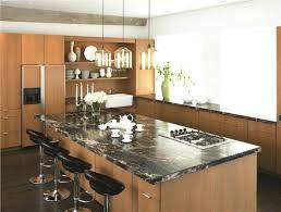 white laminate countertop trendy kitchen design with a farmhouse