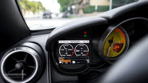 ferrari speedometer ferrari california review page 3 autoevolution