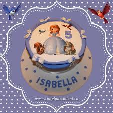 sofia the first once upon a princess birthday cake cakecentral com