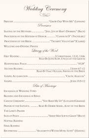 ceremony program templates best 25 wedding ceremony program template ideas on