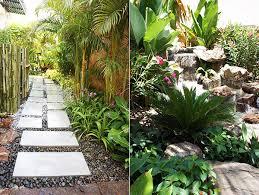 Tropical Rock Garden Rock Pond And Tropical Rock Garden For Bangkok Family