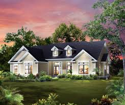 ranch craftsman house plans house plan 95900 at familyhomeplans com