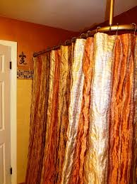 Free Standing Drapes Shower Enclosures Enclosure L Shaped Bath Drape Rods Tub In Drapes