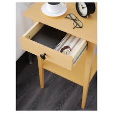 Hemnes Side Table Nightstand Hemnes Bedside Table Yellow Ikea Nightstand Cm