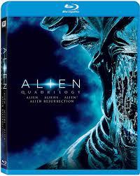amazon alien quadrilogy blu ray tom skerritt sigourney