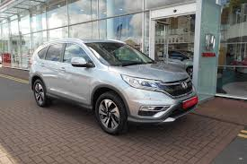 used honda cr v petrol for sale motors co uk