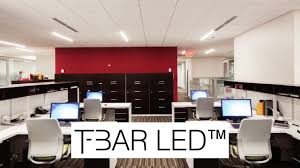 t bar led lighting t bar led the only lighting fixture that actually replaces the