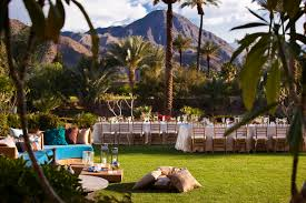 Palm Desert Private Oasis Vacation Palm Springs Outdoor Meetings Flourish In Greater Palm Springs
