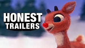 honest trailers rudolph red nosed reindeer 1964