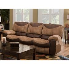 Catnapper Power Reclining Sofa Catnapper Portman Reclining Sofa In Saddle And Chocolate