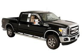 Ford F350 Truck Accessories - amazon com putco 97230 stainless steel fender trim kit for ford