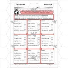 light and shadows lesson plans light and shadow transparent translucent and opaque planbee