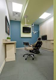 Clutter Free Dental Officewhat A Novel Idea Ideal Cosmetic - Dental office interior design ideas