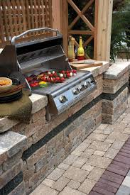 brussels dimensional bbq grill island our outdoor kitchens offer