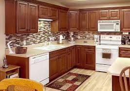 In Stock Kitchen Cabinets Home Design Ideas And Pictures - Home depot kitchen cabinet prices