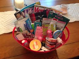 snack basket delivery labor and delivery hospital survival kit baby shower gift labor