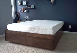 diy platform bed plans u2014 tedx designs the awesome of diy