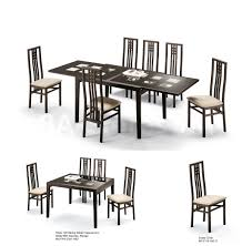 modern dining sets tables with chairs and benches